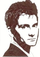 David Tennant by toyah13