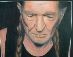 Modern Willie - Color Pencil by JustinGreene