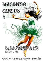 Macondo Circus 2 - Poster by Wandeclayt