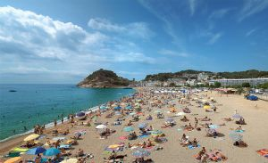Tossa de Mar by Pazdan