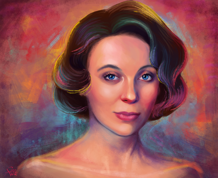 Amanda Abbington by annezca