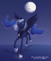 Moonlit Metamorphosis by RaynesGem