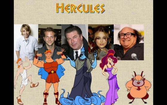 Disney All Stars: Hercules by Disneyboi411