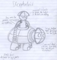 42: The Dicephaloid by TheRealMister86