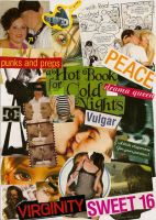 War and Peace Collage half 2 by nesser33