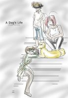 Dog's Life - Poster by liliy