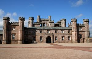 Lowther Castle 1 by GothicBohemianStock