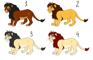 Lions Adopts.OPEN by 1R-D1