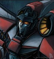 Armada Starscream by AuroraLion