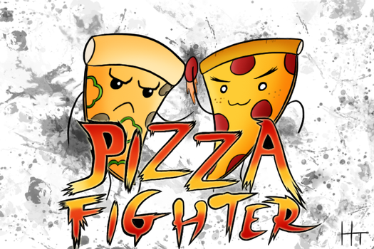 +Hey hey, Pizza Fighter+ by HajimeTanaka