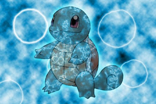 Squirtle by joshuanjohnson3