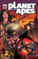 Planet of the Apes cover by zaratus