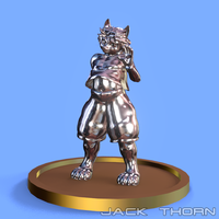 The Jackal Trophy by JackThorn24