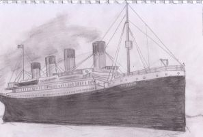 Titanic by AliceLikesToDraw