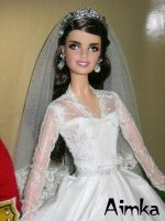 Bride Princess Catherine by Aimka