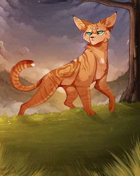 Something wicked this way comes by MapleSpyder