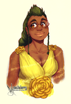 Anise - Colour Practise by MechaBerry