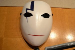 Hei's Mask by Solvash