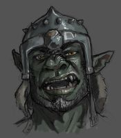 Orcish by KaiserFlames