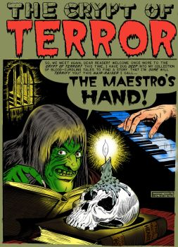 tales of the crypt by aaronlefler