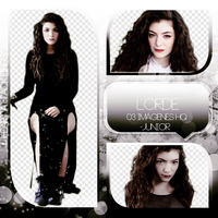 +PNG-Lorde by Heart-Attack-Png