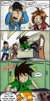 Shades of Green - Page 111 by MetaKnuckles