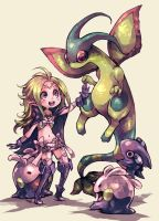 Nowi + Dragons