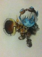 Tristana- League of Legends by Hamzilla15