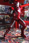 Hot Toy: Silver Centurion by ronin-gh0st