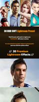 30 HDR Soft Lightroom Preset by hazratali2020