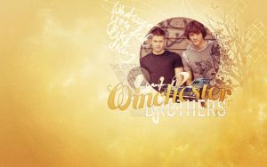 Winchester brothers by paradise-prod