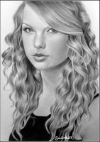 Taylor Swift by sandritta88