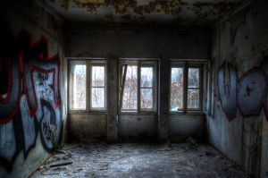 Childrens Hospital Room a by Diesel74656