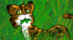 Leafpool by WillowEscapee
