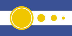 Moon Commonwealth - flag by Neethis