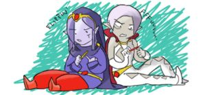 Vaati And Ghirahim by CrystalizedDarkness