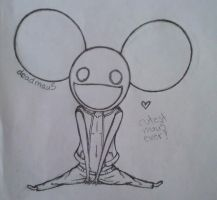 Mr. mau5 Says Hello by Kyata