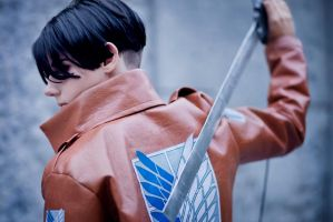 Levi //test#3 by theonlyVU
