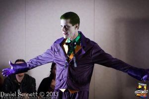 TCC '13 - Joker II by TaoPhotography