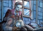 PSC - Cole and Trevelyan by aimo