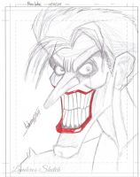 JOKER LEE STYLE by AbnerLanderosArt