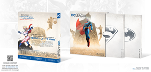 DC League: Set One by Deividas12