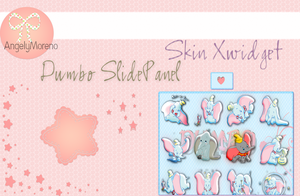 Skin Xwidget-Dumbo SlidePanel by angelyviverosmoreno