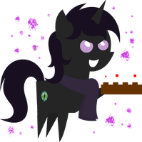 Nu this cake is mine! by Laser-Pancakes