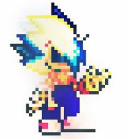 Sand As Jimmy from ape escape 2 by SHANIC1295