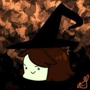 Halloween Witch|RoseThornCams14 by rosethorncams14