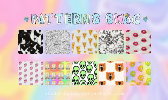 patterns swag lml. by xHoldTightx