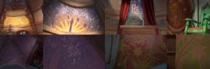 Rapunzel's Paintings by Frie-Ice