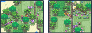[Old screen] Butterfly island by LaPampa-Fr