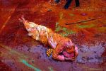 Intoxicated, Holi, India by poraschaudhary